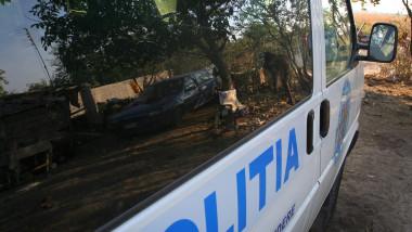 masina politie bucuresti mediafax