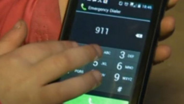 mana copil telefon 911