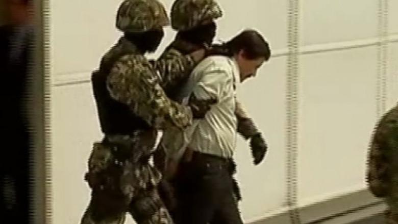 guzman arestare