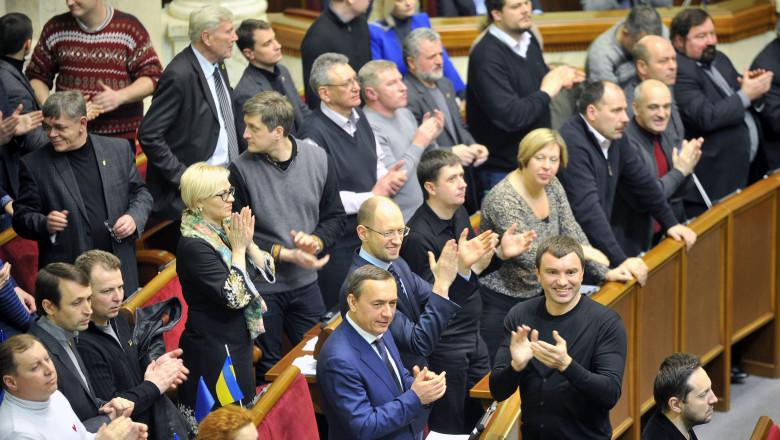 rada suprema - 6512481-AFP Mediafax Foto-GENYA SAVILOV