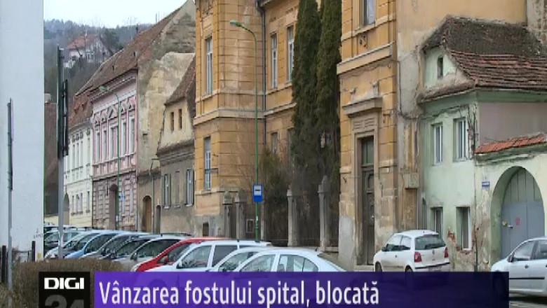 VANZARE SPITAL
