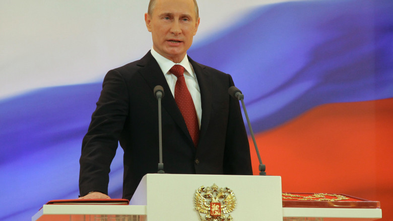 putin -AFP Mediafax Foto-VLADIMIR RODIONOV