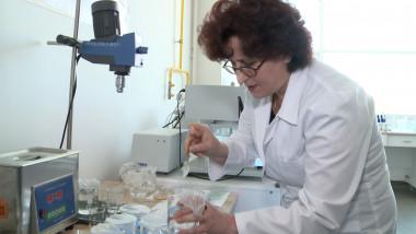 asistenta laborator