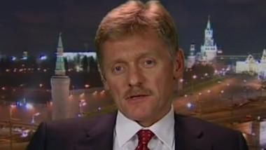 dmitri peskov purtator kremlin