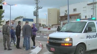 israel politie