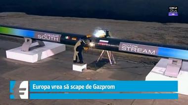 gazprom south stream