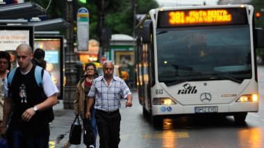 Autobuz RATB - Mediafax 2