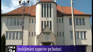 universitate subfinantata