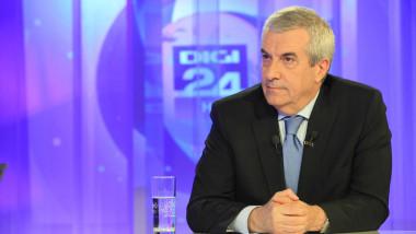 Calin Popescu Tariceanu la Digi24 2