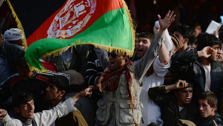 afganistan alegatori - 6626069-AFP Mediafax Foto-WAKIL KOHSAR