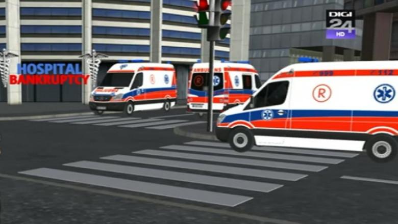spital faliment