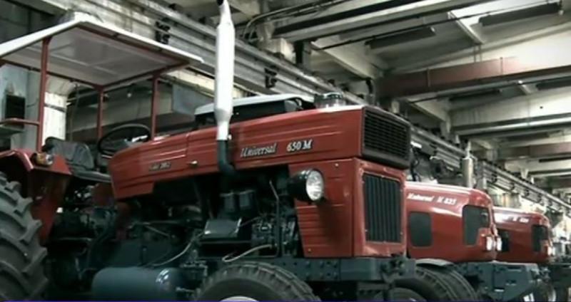 ROMÂNIA FURATĂ  Tractorul Brașov – de la uzina de sute de