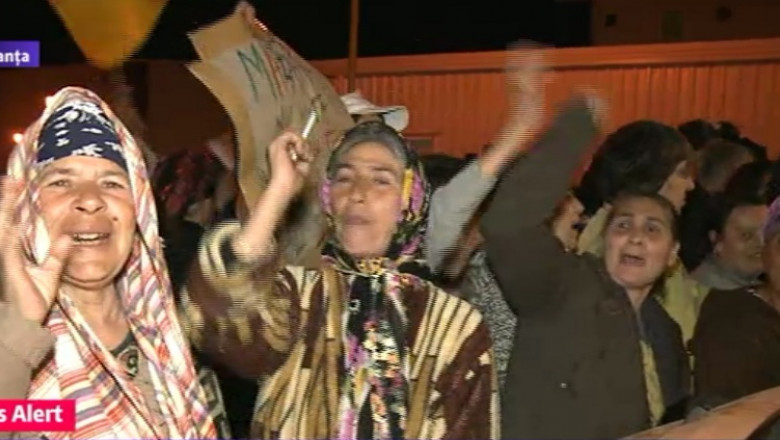 manifestanti henri coanda
