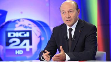 Traian Basescu la Digi24 3