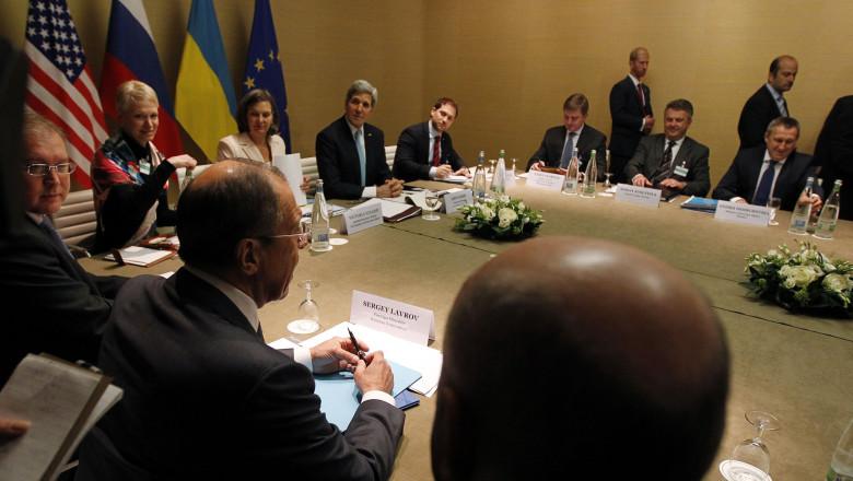 ucraina - negocieri viena - 6666357-AFP Mediafax Foto-JIM BOURG