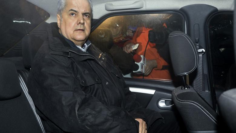 Adrian Nastase condamnare in dosarul Zambaccian 6 ianuarie 2014-Mediafax Foto-Octav Ganea