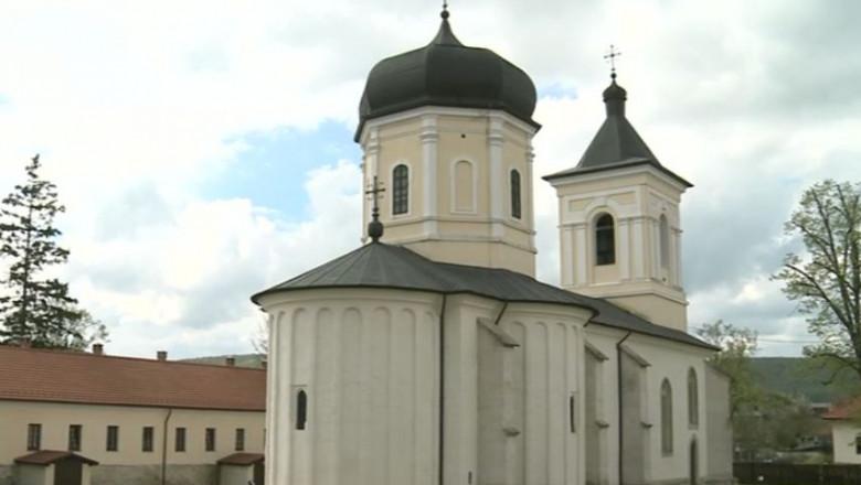 manastirea capriana