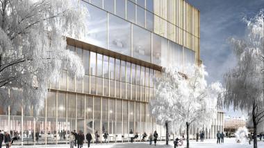 Nobelhuset David Chipperfield Architects Berlin 1