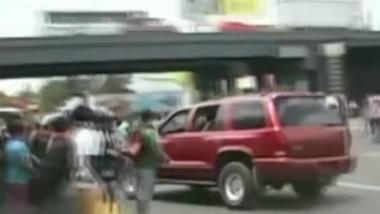 masina protest mexic