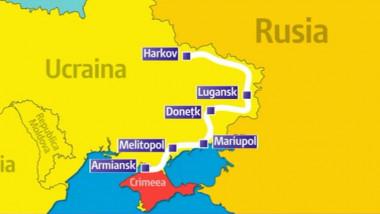 harta ucraina granita est 1
