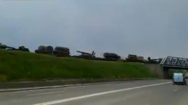echipament militar tren constanta