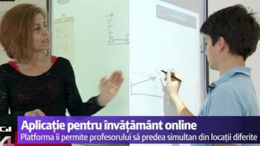 aplicatie online invatamant