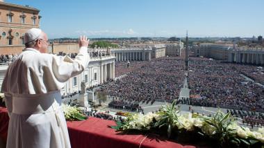 Papa Francisc Paste 2014 crop - mfax