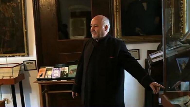profesor preot vasile oltean