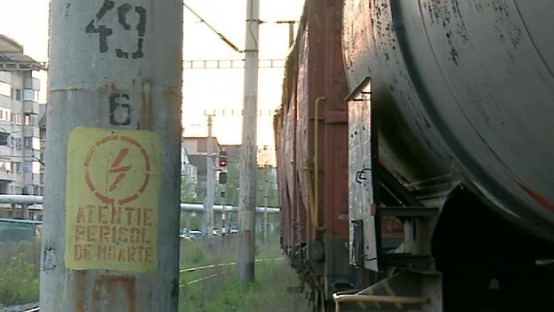 cfr iasi pericol tren gara digi24