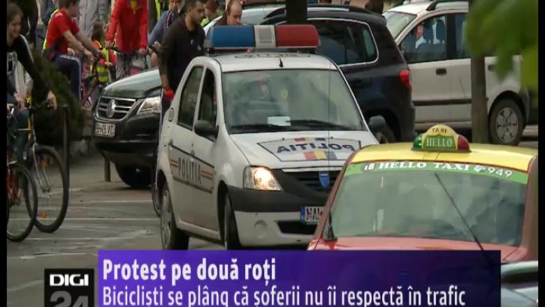 protest bicilisti 230414