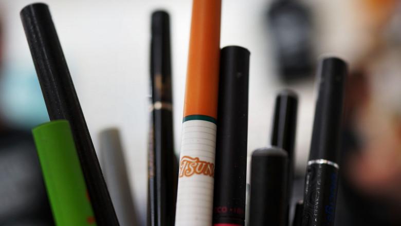 tigara electronica-tigari fumat 5773082-AFP Mediafax Foto-SPENCER PLATT-2