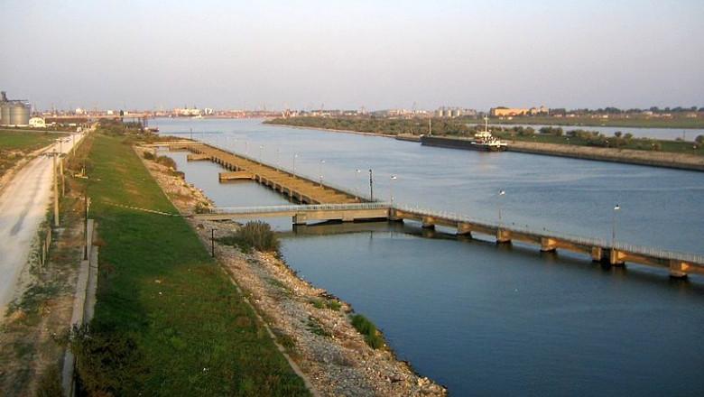 Canalul Dunare Marea Neagra