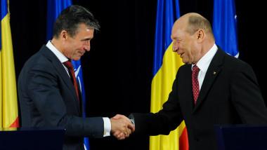 basescu rasmussen presidency