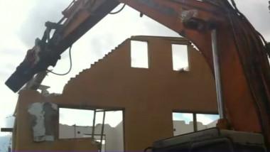demolare casa captura
