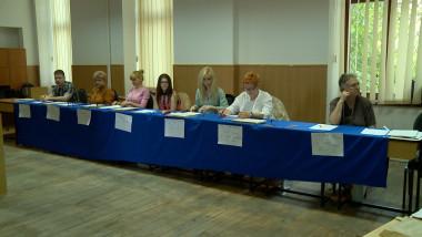 sectie de votare alta