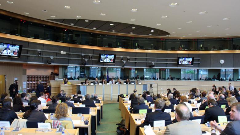 comisie parlament european 5297386-Mediafax Foto-Stefan Micsik