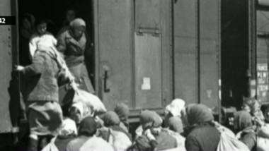 evrei deportati captura
