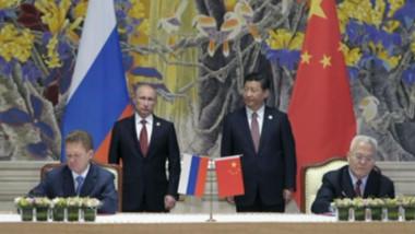 AcordGazeRusia China