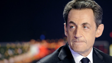 Nicolas Sarkozy presedintele Frantei