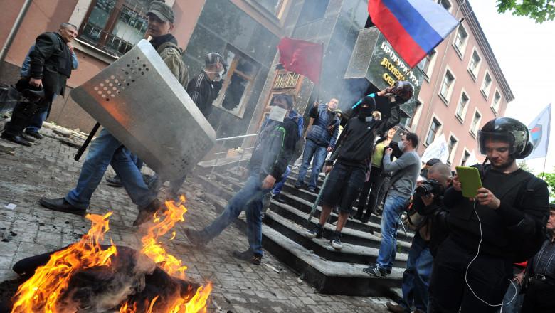 ucraina violente mediafax