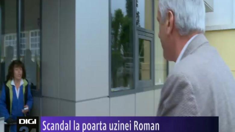 SCANDAL ROMAN