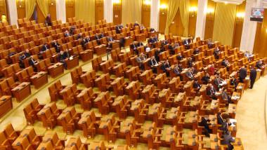 deputati sala goala parlament -Mediafax Foto-Liviu Dadacus