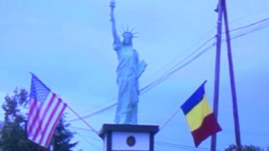 statuia libertatii boldesti