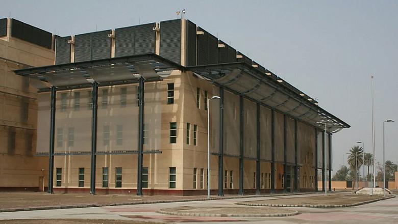U.S. Embassy in Baghdad Iraq
