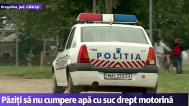 politie dragalina 1
