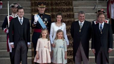 spania rege felipe incoroniare mediafax