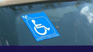 parbriz handicap