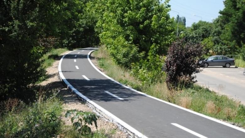 pista de bicicleta oradea romania ungaria - primaria oradea
