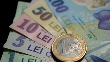 curs schimb valutar lei euro - mediafax-2
