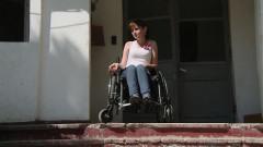 rampa handicap bloc